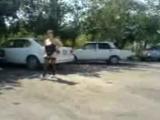 Проститутка на трассе