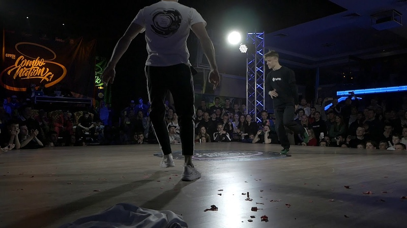 Deboshir vs. Muha | SEMI FINAL | COMBONATION X TRICKONOMETRY BATTLE