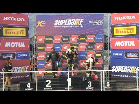 SBK 2019 2ª E. Interlagos-SP - SuperSport, Stock 600cc e 959 Panigale Cup - Corrida na íntegra