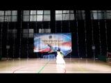 Чемпионат РОССИИ - Конюшкова Анастасия шоу Belly Dance