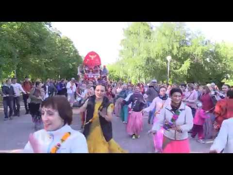 Фестиваль Ратха-ятра с участием Е.С. Бхакти Чайтанья Свами I Тольятти 19.05.2019