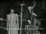 Astrud Gilberto in concert