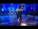 Benjamin Wahlgren och Sigrid Bernson - tango - Let's Dance (TV4)
