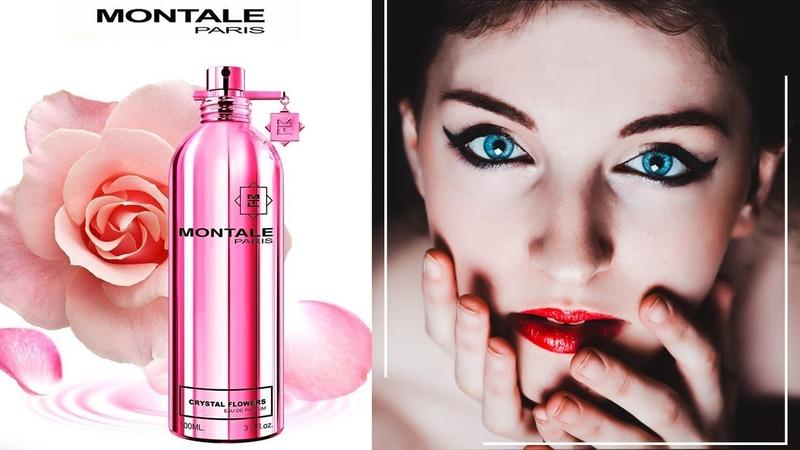 Montale Crystal Flowers Монталь Кристал Флауэрс - обзоры и отзывы о духах