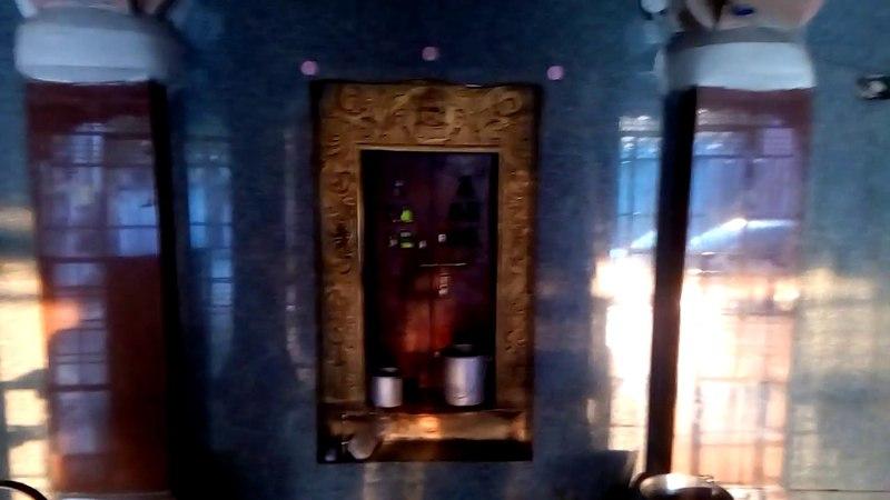 Храм Свами Шива Ишвари в городе Малви штат Карнатака Индия Путешествие с Марией Карпинской