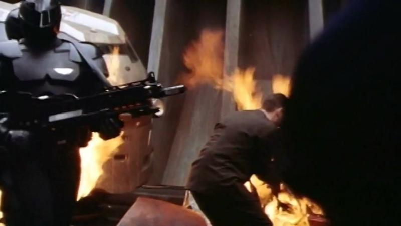 Судья Дредд -1995- – трейлер