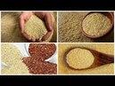 Properties of quinoa