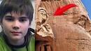 Мальчик индиго из России Бориска Куприянович рассказал о секретной миссии сфинкса