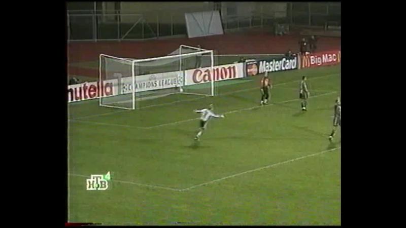 81 CL-1998/1999 Rosenborg BK - Galatasaray 3:0 (21.10.1998) HL