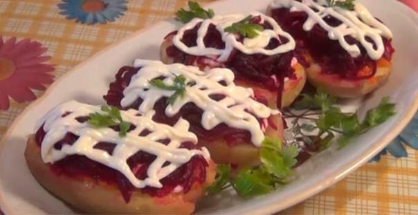 Новая «Селёдка под шубой»  вкусная новогодняя закуска