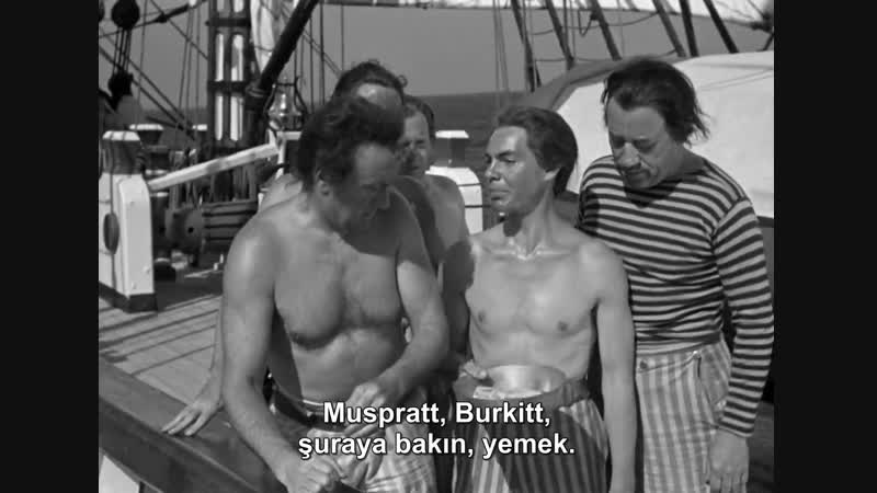 GEMİDE İSYAN - MUTINY ON THE BOUNTY - (1935)