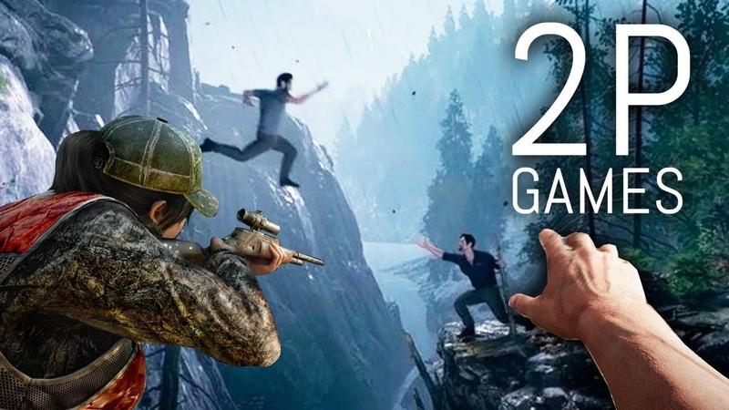 [ТОП на GameZonaPSTv] 10 новых кооперативных игр 2018 года (19.05.2019)