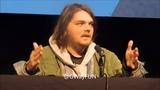 Gerard Way NC Comicon 2018 Day 2 Panel 1