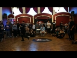 MAUZER VS CHEER KIDS FINAL BREAK RAVE CYPHER 2018
