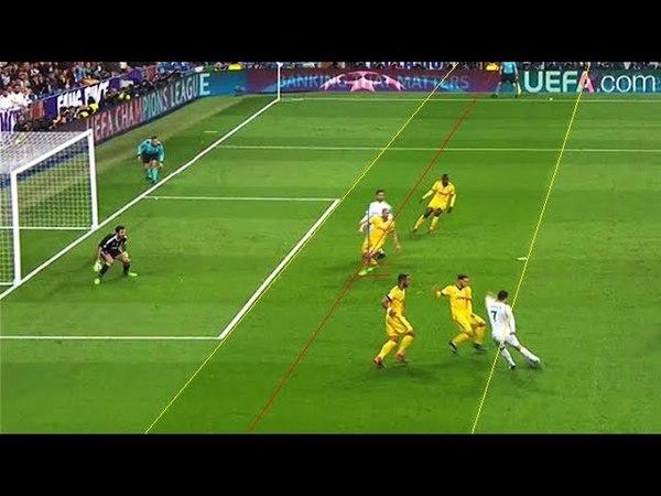 Gol mal anulado a Isco | El robo Real Madrid vs Juventus