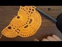 Yeni virus şal yapımı sayılı net çekim anlatım binbirgece şal yapım modeli