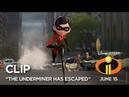 «Суперсемейка 2» (Отрывок: The Underminer Has Escaped)