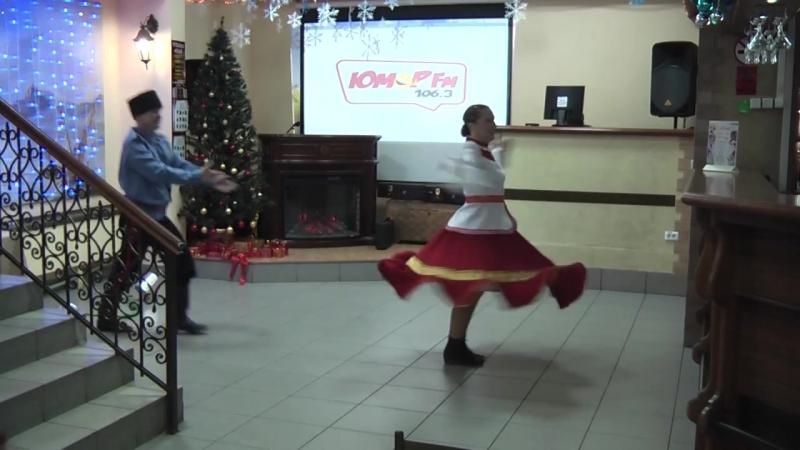 Василий Кузнецов и Ольга Берсенева