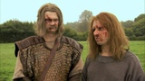 Horrible Histories Hengist and Horsa steal Kent from Vortigern