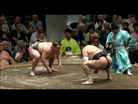 FUJITV 14 Days Replay: Sumo -Natsu Basho 2018 Day 7, May 19th [大相撲夏場所 七日目]