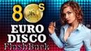 Eurodisco Megamix - Golden Oldies Disco hits of 80/90 - RETRO By Play Brito FlashBack
