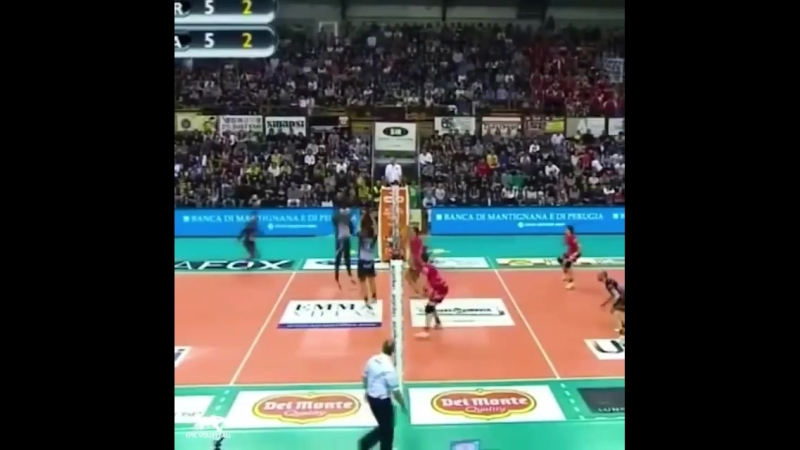 это волейбол