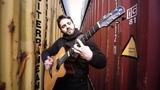 Фингер стайл! The Prodigy on an Acoustic Guitar - Luca Stricagnoli