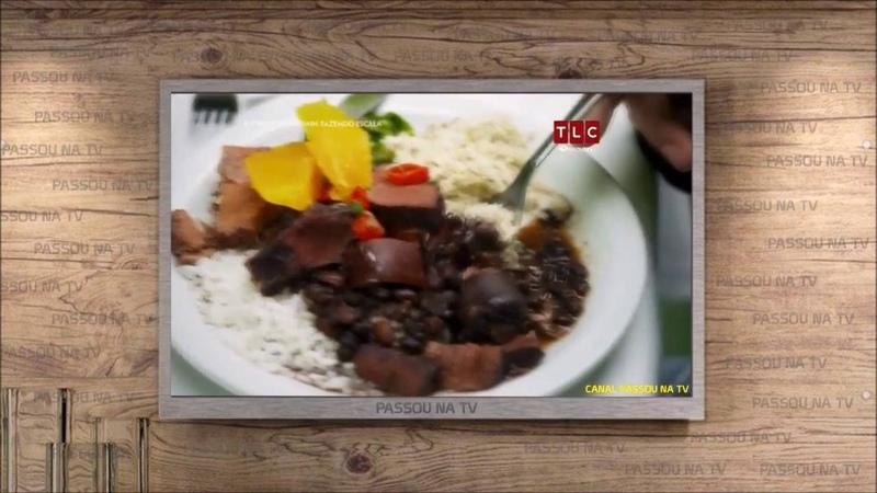 Anthony Bourdain sobre a Feijoada e a Gastronomia