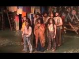 HAIR The Musical Merrick Theatre - Initials (LBJ)