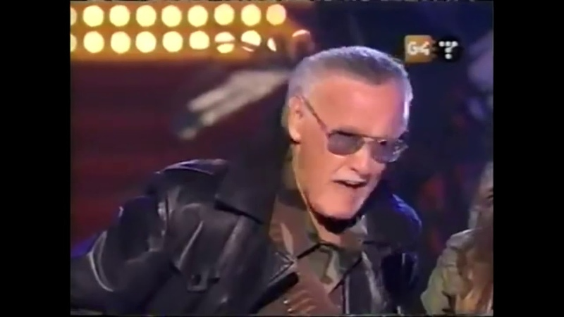 Stan lee is revolver ocelot