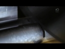 Спасательные носилки из гладильных досок Сделано из вторсырья