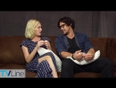 Eliza Taylor  Bob Morley On The 100 Relationship, Season 5 Finale - Comic-Con 2018 - TVLine