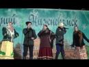 19Открытие ёлки в городском парке СемьЯ - Ансамбль Забава - Чтож ты Роза 25.12.2017 Нижнекамск