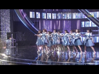 AKB48 - Sentimental Train + Talk (THE MUSIC DAY 2018.07.07)