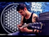 Bring me the horizon - Avalanche (guitar cover + TAB)
