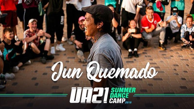 Jun Quemado   I Need It   UA21 SDC 2018