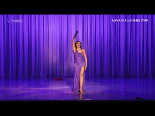 AIDA -KAREAHT ALFENGAN - LAYALI AL SHARQ FESTIVAL (FEB.2018)