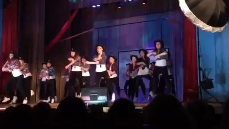Выступление «Ковбои»