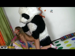 Tammi - chick plays with unusual sex toy