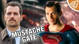 The Real Reason Behind Justice League's Mustache-Gate! (Nerdist News w Jessica Chobot)