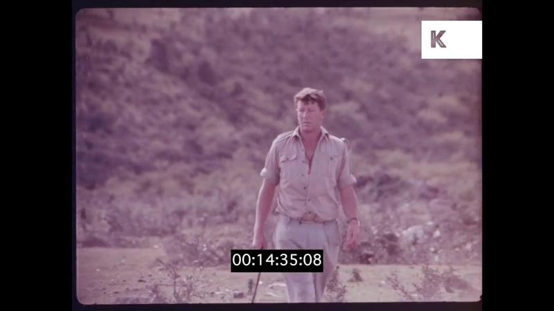 1970s New Zealand Farming, Landscapes in HD