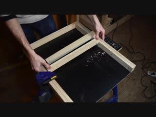 Самый простой фрезерный стол в мире! cfvsq ghjcnjq ahtpthysq cnjk d vbht!