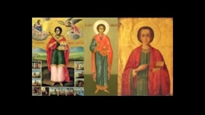 Житие Целителя Пантелеимона великомученика ( 144 X 176 )
