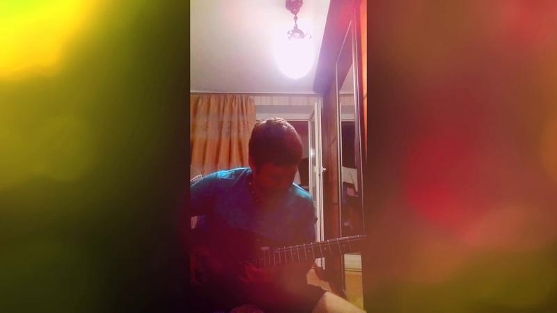 Kordyukov - 9PM (Guitar cover ATB)