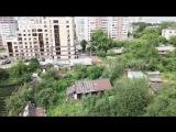 Вид Сверху. Микрорайон Мининский.