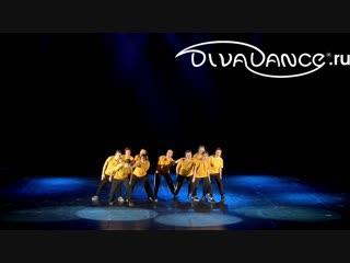 Госпел хип-хоп танцевальная студия Divadance