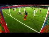 ЦСКА — «Арсенал» 6:0 Российская Премьер-Лига сезон-2017/2018