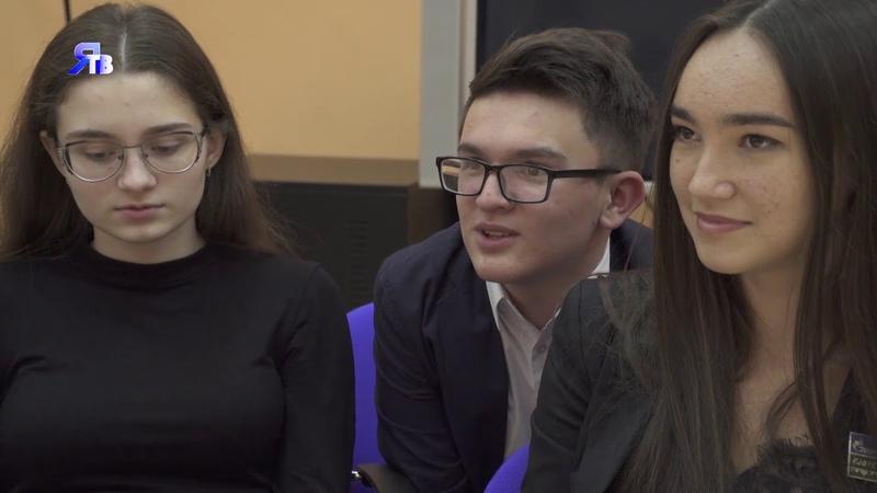 Проект «Культура безопасности труда» стал ближе и для школьников Газпром-классов
