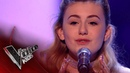 Lauren Mia Performs 'All I Want': Blinds 2 | The Voice Kids UK 2018