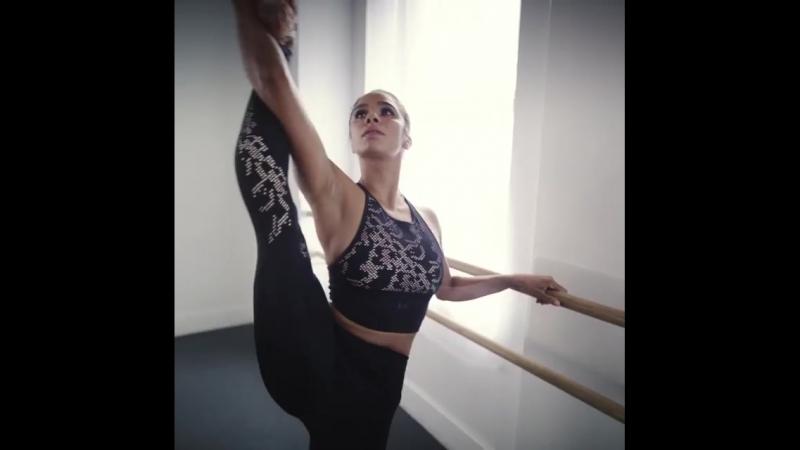 Очаровательная солистка Американского балетного театра Мисти Коуплэнд
